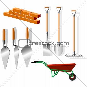 building implements