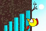 Woodpecker and graph