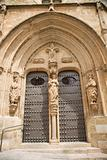 chinchilla church door