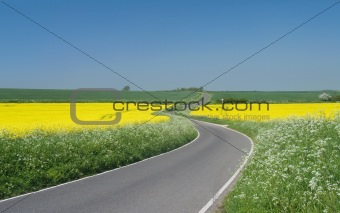 country cross-roads