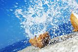 sea splash