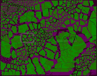 Green purple grunge