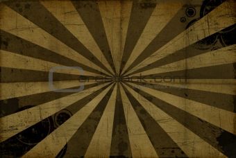 Vintage background - old paper retro style