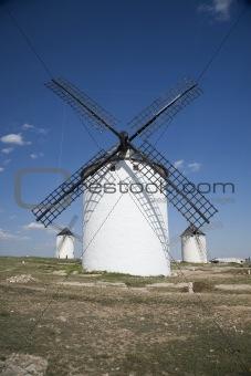 three spanish mills