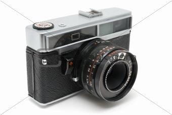 Old Soviet photo camera