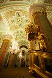 Chatedral in Peter and Paul fortress