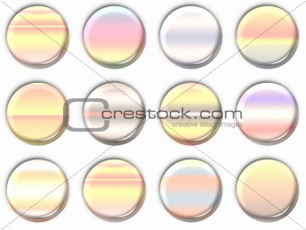 transparent lens buttons