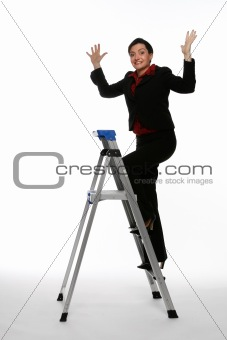 Climbing the Corporate Ladder - Spirit Fingers