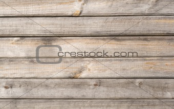 Old planks of wooden wall
