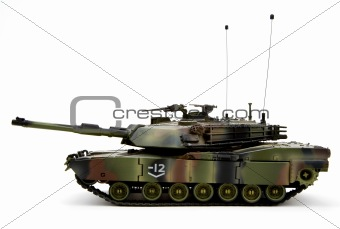 Army Military Armored Tank