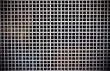 metal texture background with squares