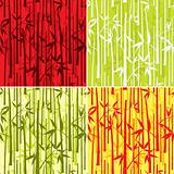 Bamboo pattern, seamless, vector