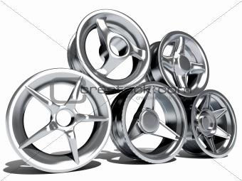 car disks