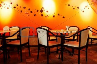 modern night cafe