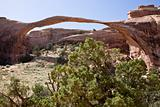 Landscape Arch Utah USA (FR)