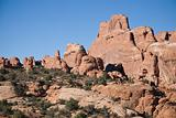 Fiery Furnace Utah USA (GY)
