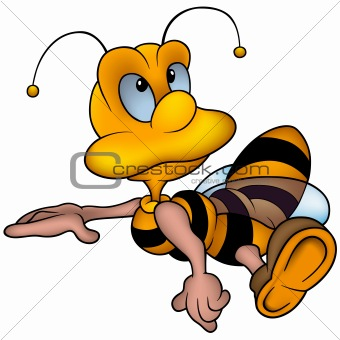 Clever little wasp