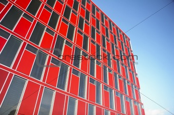 Modern office building Germany (DO)