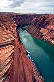 Colorado river Arizona USA (MJ)