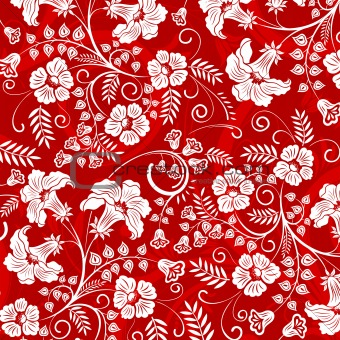 Flower pattern