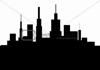 city back ground