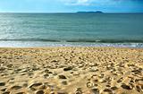 Peaceful Sandy Beach