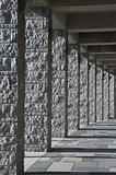 Granite pillar South Dakota US (KZ)