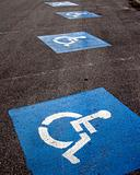 RESERVED FOR HANDICAPPED USA (LM)