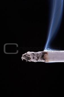 Burning cigarette  (QF)
