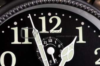 Alarm clock  (AA)
