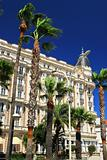 Croisette promenade in Cannes