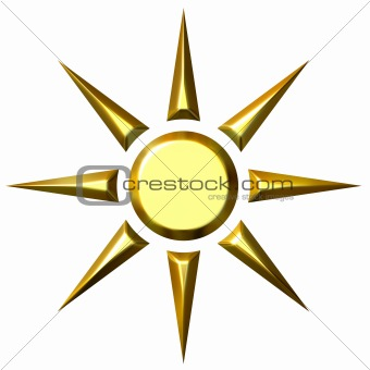 3D Golden Sun