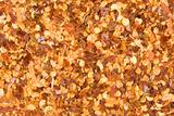 crashed pepper flakes