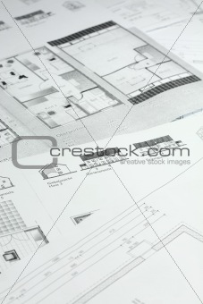 Family house plans - background