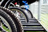 Schoolyard Bike Rack