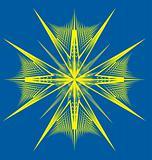 Snowflake Yellow