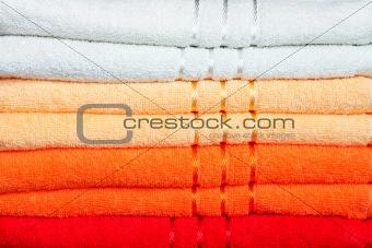 Towels warm