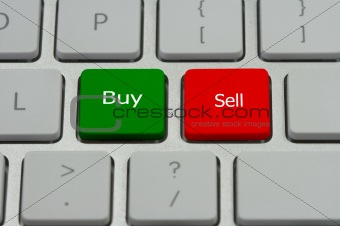 """Buy"" And ""Sell"" Buttons"