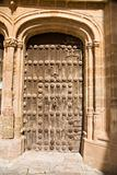 belmonte church door