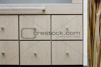 kitchen drawer details