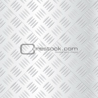 Light vector metal plate