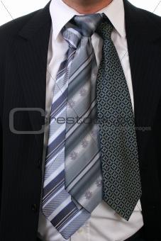 Three tie