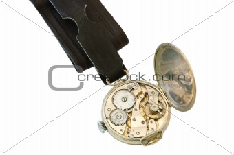 Old watch.