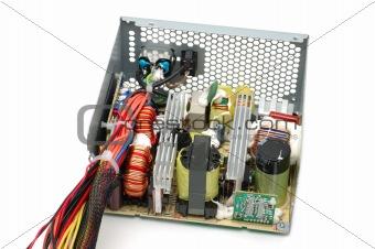 Power supply inside