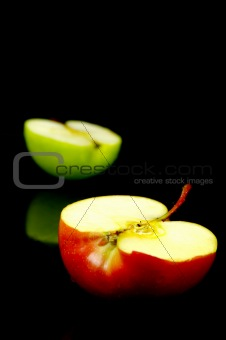 Apple Halves