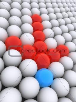 abstract balls