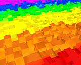 rainbow-abstract-background