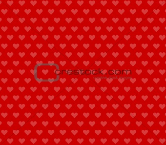 background wallpaper red with hearts