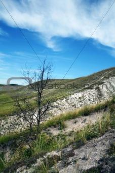 chalk hills
