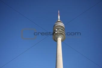 olympic tower in munich